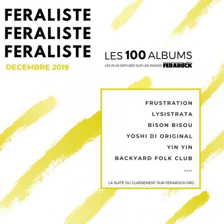 Feraliste décembre 2019
